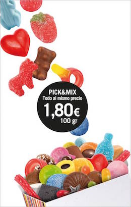 Nuestro Pick and mix