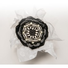 Ramo mediano de regalices BLACK & WHITE SWEETS