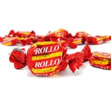 Caramelo masticable Rollo